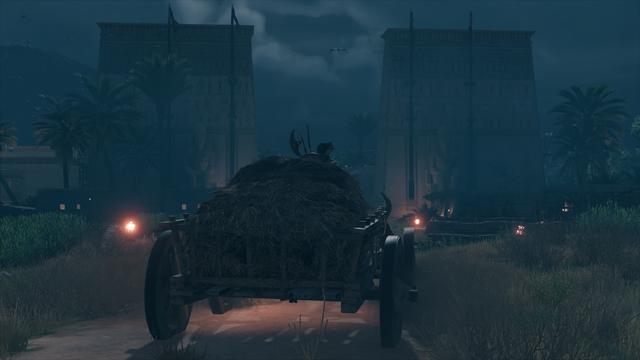 Assassins' Creed Origins : Egypte antique, Hippopotames et